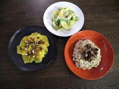 Un menu complet intitulé Voyage culinaire zen et bio http://www.comuneat.fr/profil/177/sophie-maisonnier.html
