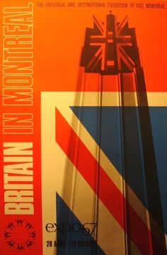 Expo 67 – Britain in Montreal (1967)