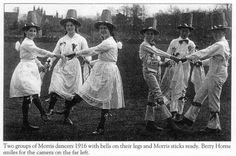 The Pulsating Joy Of Merrie England « Hooting Yard Why don't kids dress up like this anymore?