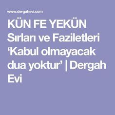 KÜN FE YEKÜN Secrets and Virtues 'There is no prayer that will not be accepted' - Dyolu Evi - Giant Islamic Virtual Library - Luise Home Exercise Program, Workout Programs, Fitness Models, Going To The Gym, Mom Humor, At Home Workouts, Allah, Fendi, Prayers