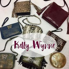 We did promise new arrivals and heres a sneak peek of what came in today Kelly Wynne LOVE! . . . . . #kellywynne #bags #bagsbagsbags #kellywynnehandbag # newarrivals #trendsetters #fall #fallhandbags #shoponline #shopbrothers #shopkellywynne #style #trend #trendsetters