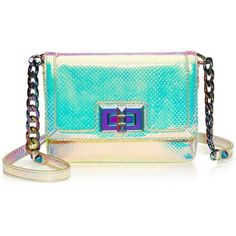 WHERE ART THOU! Holographic Crossbody #juicycouture