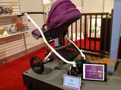 New Affinity Stroller by BRITAX. Elegant and practical!