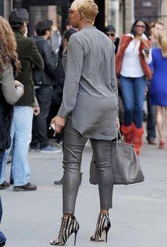NeNe Leakes shoes,fab! Hermes Bag                              …