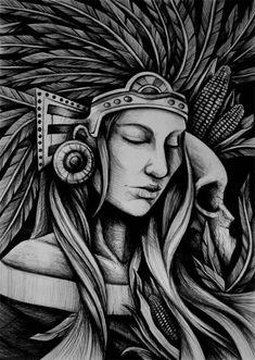Mejores 26 Imagenes De Danza En Pinterest Aztec Art Aztec Culture