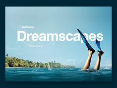 Lufthansa Dreamscapes case study ift.tt/1Wr1Hlo