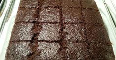 Jillian Michaels' Fudge Brownies 4 smartpoints - weight watchers recipes