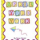 This was created to be used in your word work center.  I will use it for Daily 5.  Included are: April Word Wall Rainy Day Writing-Likes and Disl...