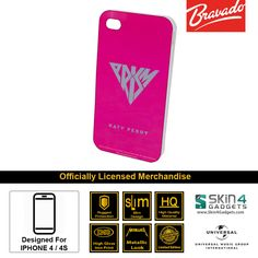 Buy Katy Perry Prism Pink Mobile Cover & Phone Case For IPhone 4 at lowest price online in India only at Skin4Gadgets. CASH ON DELIVERY AVAILABLE