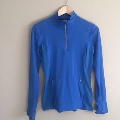 Lucy half zip Comfy Lucy half zip with thumb holes.         Ref#A2703 Lucy Tops