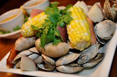 Clam Boil at Fay's Restaurant