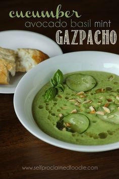 The chef, Gazpacho and Home Renovation on Pinterest