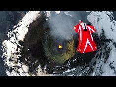 Flying a wingsuit over an active volcano has long been a dream for Roberta Mancino. After years of training… … she embarked on a mission to Chile's Villarrica stratovolcano to fly through the sulfu…