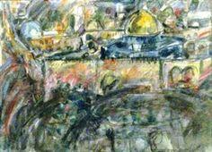 Jerusalem by Elchanan Halpern