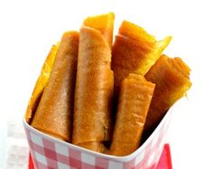 Orange Julius Roll-Ups