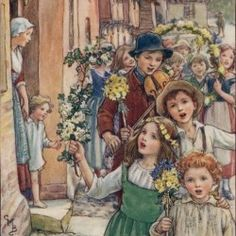 bookplates cicely mary barker - Google Search