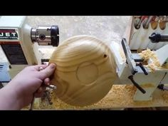 My First Few Lathe Projects   Jays Custom Creations   Check out this woodworker's first completed wood turning projects.