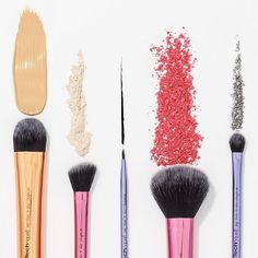 Кисти для макияжа Real Techniques, лимитированный набор