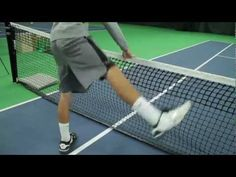 Tennis Fitness: Tennis Dynamic Warm-Up (Instructional Tennis Video) - YouTube