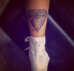 elmas dövmeleri mandala diamond tattoos