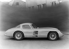 Mercedes-Benz 300SLR Coupé (W196)   1952-1953 (racing car) 1954-1963 (production car)  3,258 built altogether.  Coupé: 1,400 Roadster: 1,858