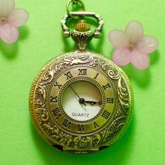 Wonder Watch- Modelo números romanos (Colección Wonderland)