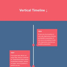 Building a Vertical Timeline With CSS and a Touch of JavaScript Coding Tutorials Code CSS HTML Javascript Resource Responsive Timeline Transition Tutorial Web Design Web Development Web Design Websites, Free Web Design, Web Design Quotes, Web Design Tips, Web Design Services, Web Design Trends, Web Design Tutorials, Web Design Company, Web Design Inspiration