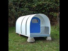 Homeless sleeping pod   - Creative Ideas   Elkins DIY