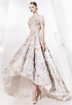 "a3ba99a47021 Blanka Matragi 2017 Bridal Couture ""Elements"" Haute Couture Dresses,  Festival Dress, Beautiful"
