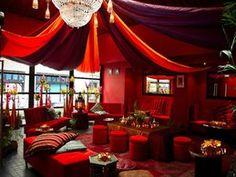 Carom London Bar - wardour street London Free, Restaurant Bar, Soho, Valance Curtains, Lounge, Table Decorations, Places, Cinema, Street