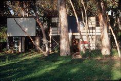 Les maisons d'architectes a visiter : La Eames House de Charles et Ray Eames