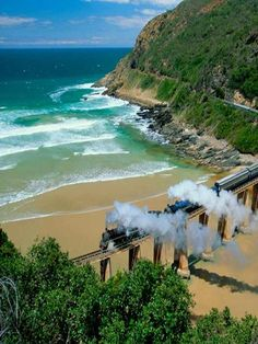 The Blue Train is unique - it is not merely a train but combines the luxury of the world's leading hotels with the charm of train travel. Think of it as an all inclusive luxury rail cruise with an opportunity to view South Africa.
