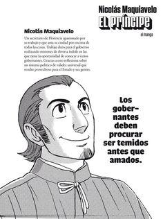 Los rostros de Maquiavelo