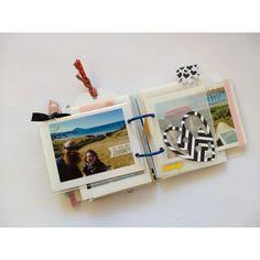 Summer 2018 Mini Album Mini Scrapbook Albums, Mini Albums, Art Journals, Scrapbooking, Summer, Summer Time, Art Diary, Scrapbooks, Extended Play