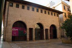 Fachada del Almudín, Valencia