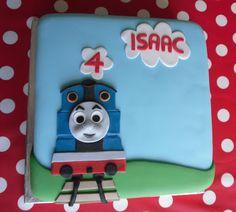 Thomas the Tank Engine Birthday Cake | Penny Wishes Creations