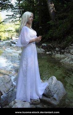 White Lady 4 by Kuoma-stock.deviantart.com on @deviantART