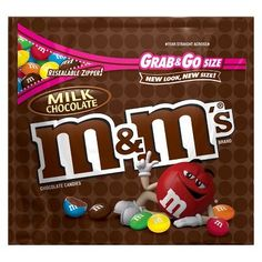 *Print Now* New M&M's Grab n Go packs Only $.80 at Target (thru 3/4)