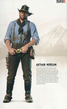 7908981a501 Arthur Morgan Red Dead Redemption 1