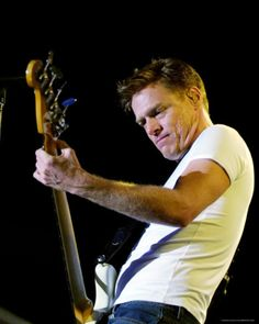 Bryan Adams- ROCK ON!!!  Too many FAVs to list them all but 'Heaven', 'Straight from the Heart', 'When You Love Someone' and 'Nothing I've Ever Known' are at the top of the list...