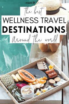 Wellness Resort, Neuer Job, Womens Wellness, Retreat Ideas, Holistic Wellness, 10 Top, Yoga Retreat, Spas, Solo Travel