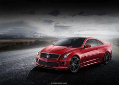2015 Cadillac ATS-V Coupe #Cadillac #Caddie #Rvinyl http://www.rvinyl.com/Cadillac-Accessories.html