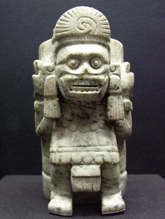 Mictlantecuhtli (Illustration) - Ancient History Encyclopedia
