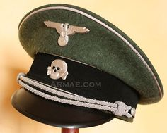 Casquette d'officier