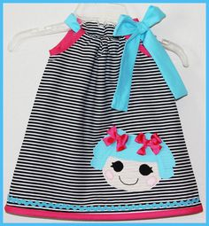 Cute Lalaloopsy Inspired Dresses. Many other themes too (yo gabba gabba, bubble guppies, hello kitty, brother/sister outfits, holidays and so many more!)