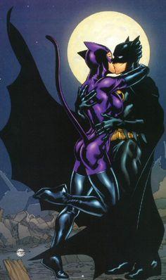 Batman & Catwoman by Terry Dodson Batman E Batgirl, Im Batman, Batman Art, Batman Stuff, Geeks, Catwoman Selina Kyle, Batman Beyond, Gotham City, Comic Art