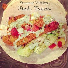 Easy Fish Tacos Recipe!