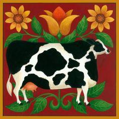 """""""Folk Cow,"""" Stephanie Stouffer"""