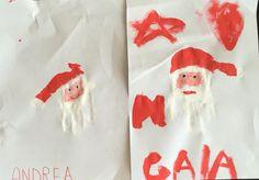 Babbo Natale-mani