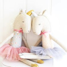 Back to school today. 📝Goodbye sleep in\'s. 😭 . How gorgeous are these unicorns by jennifer barker that were added to our store last night. Fair to say, they\'re adorable! More new items being uploaded today. 🦄 . Afterpay and Zippay available . . . . . #alimrosedesigns #alimrose #unicorns #unicorndoll #unicorntoys #cutetoys #girlsdecor #girlsgiftideas #kidsgiftideas #girlstoys #nurserydecor #kidsroomdecor #specialgifts #cutegiftideas #sweetlittledreams #girlsstuff